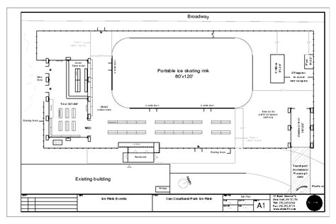 roller skating rink floor plans rink dimensions