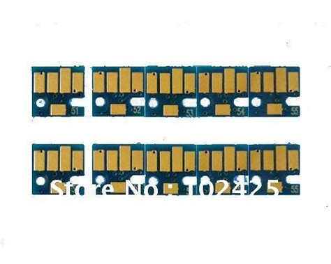 Chip Pisah Autoreset Canon Mg5170 1 Set 1 set pgi 1400xl cartridge chip for canon pgi 1400 auto reset chip for canon maxify mb2040 mb2340