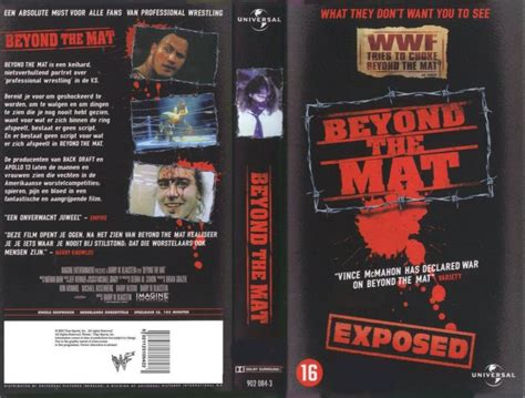 Beyond The Mat by Others Wwf School