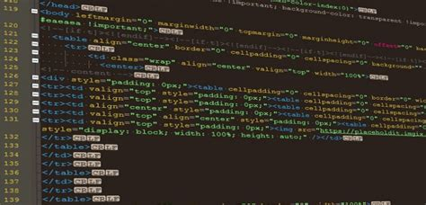 pattern in html for email the basics of modern html emails edmdesigner