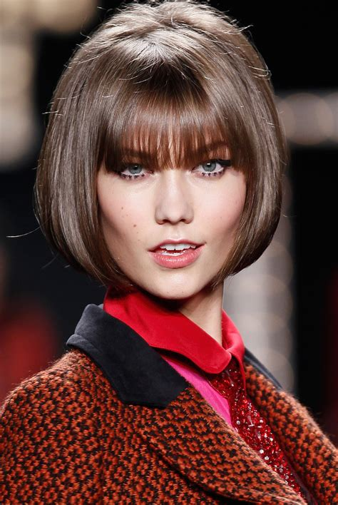 hairstyles bob with bangs 2015 bob haircuts with bangs wardrobelooks com
