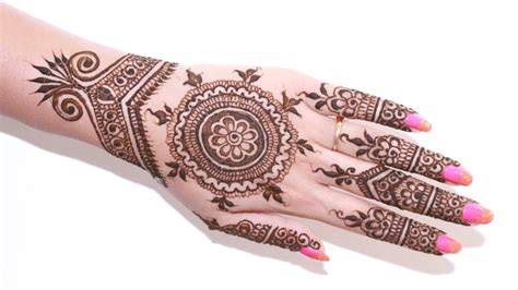 henna tattoo designs rose flower style mehndi designs for 2017
