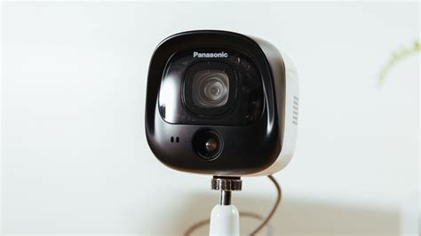 panasonic outdoor home surveillance kit review cnet