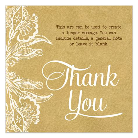 dinner thank you card template antique paper thank you invitations cards on pingg