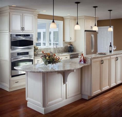 galley kitchen with peninsula design pictures remodel