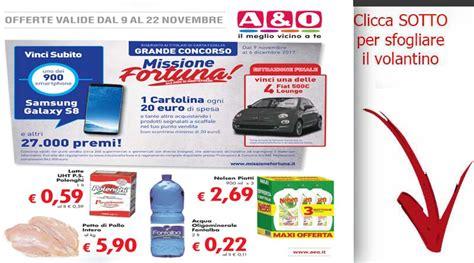 spaccio alimentare san la punta volantino aeo valido dal 9 al 22 novembre offerte sicilia