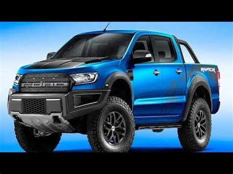 2020 Ford Ranger by Ford Ranger 2020 New Review