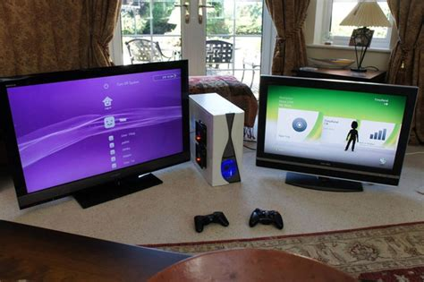 xbox 360 console mods ps3 and xbox 360 combined to create the ultimate console