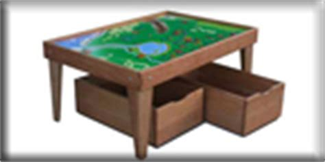 The Tank Engine Table With Drawers by Solid Wooden Table Set Chuggington