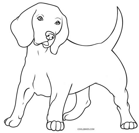cool coloring pages of dogs dog coloring pages pictures to pin on pinterest pinsdaddy