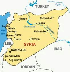 Maps Of Syria by Syria Map With Cities Blank Outline Map Of Syria