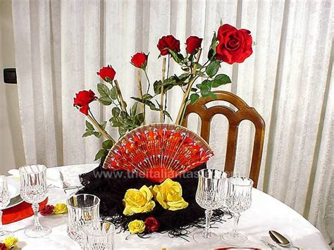 themed party in spanish spanish themed dinner party decorations