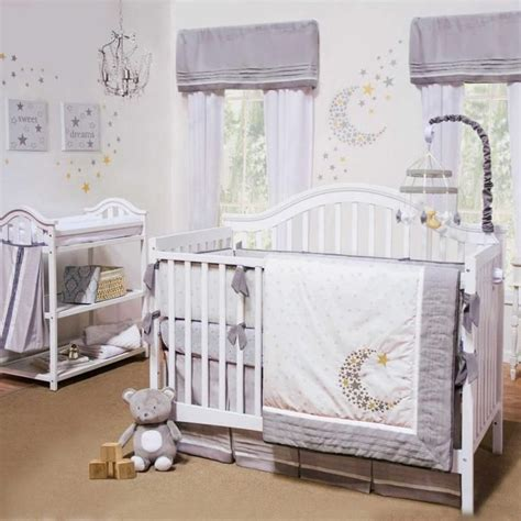 Starbaby Baby Set petit tresor of beverly nuit 4 crib bedding set baby gender gender neutral and i