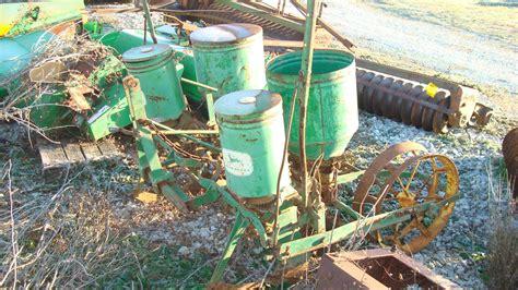Deere 246 Corn Planter by Deere 246 Planting Seeding Planters Deere