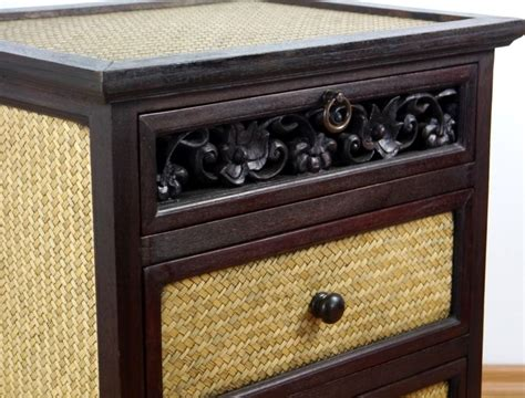 rattan chest of drawers furniture uk asian chest of drawers solid wood and rattan furniture