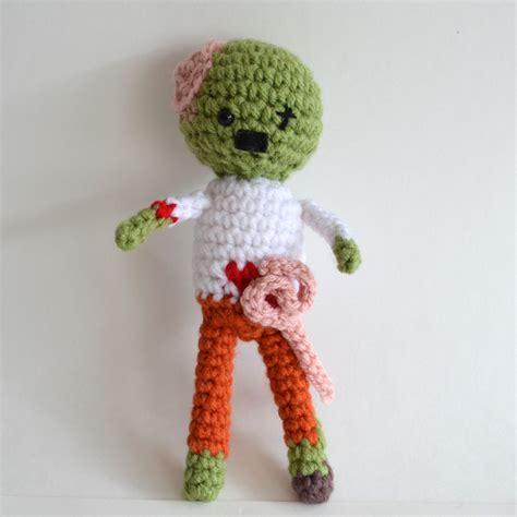 amigurumi zombie pattern amigurumi zombie pattern make
