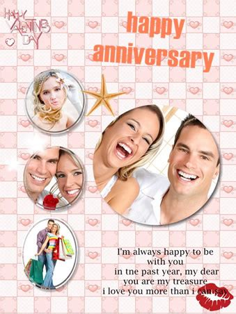 Wedding Anniversary Collage Ideas by Anniversary Card Ideas Picture Collage Maker