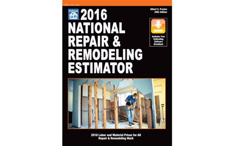 2013 national repair remodeling estimator plumbing and