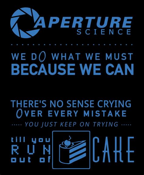 glados quotes glados quotes wallpaper www imgkid the image kid