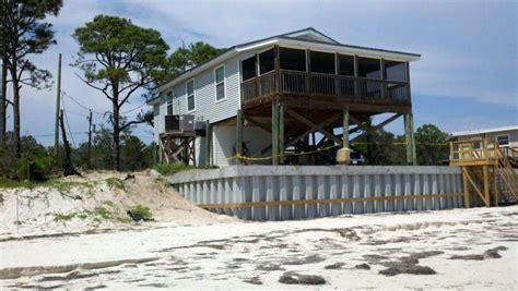 alligator point cottage rental spectacular gulf front