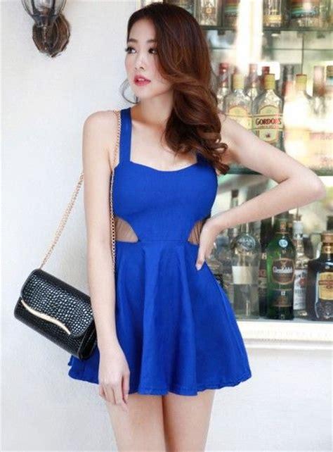 Baru Premium Korea Office Dress Pink korean style club tulle splice dress cheap