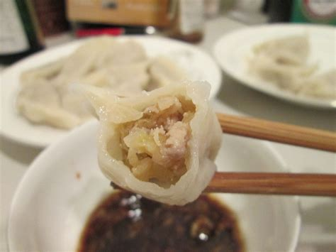why dumplings as part of the new year dinner is so important jiaozi