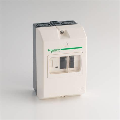 Motor Circuit Breaker Schneider Gv2me21 Gv2me 21 gv2mc02 manual starter enclosure electrical gear