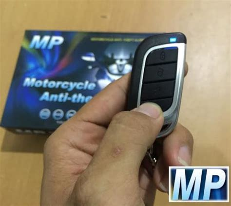Alarm Motor Mp 2 Way aripitstop 187 alarm mp two way system solusi keamanan buat