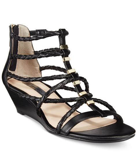 inc international concepts makera wedge sandals only at