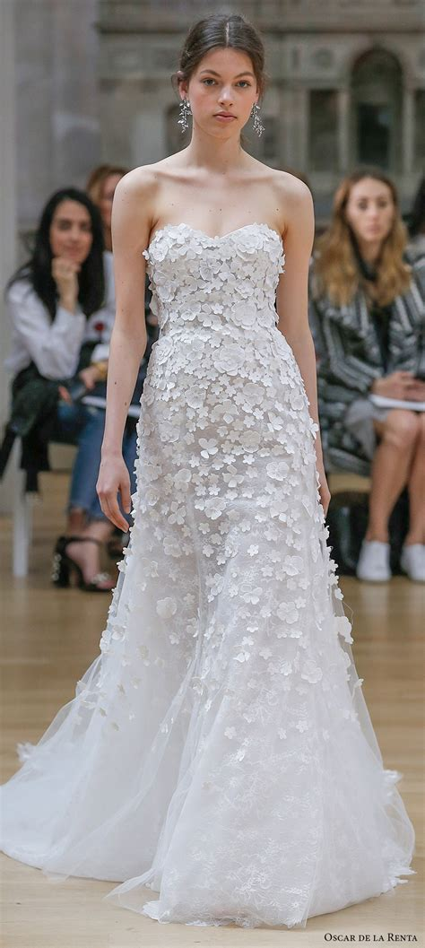 15 Best Oscar De La Renta Dresses by Oscar De La Renta 2018 Wedding Dresses New York