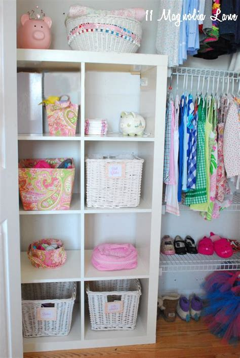 kid friendly closet organization ikea expedit bookcase expedit bookcase and ikea expedit