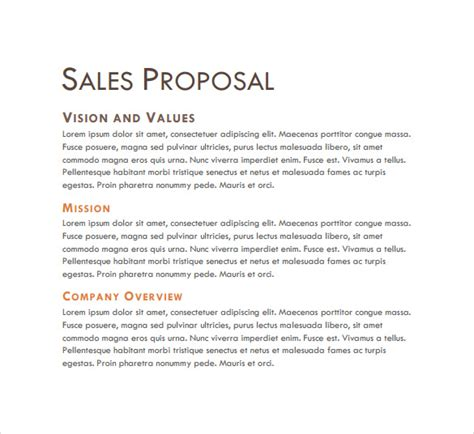 sales letter templates free sales letter example templates at