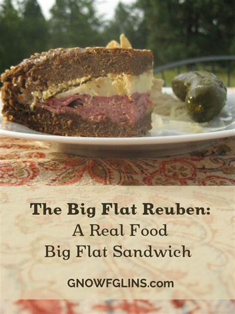 food rocks the real near tales of a true rocknroll chef books our quot real food quot big flat sandwich