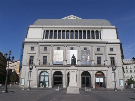 imagenes teatro real madrid teatro real de madrid centro europeo de la 243 pera