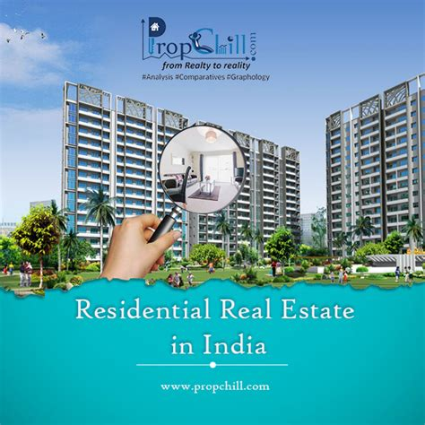 Mba In Real Estate In India by Residential Real Estate In India Shows Signs Of Positivity