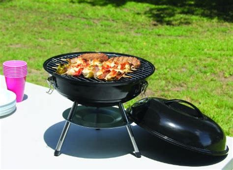Barbecue Portable Charbon 6271 by Texsport Mini Charcoal Bbq Grill