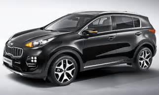 Kia Co Kr Kia Motors Unveils New Sportage Suv