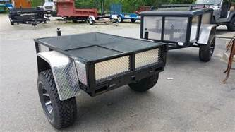 Jeep Trailer Road Trailers Granite State Trailers