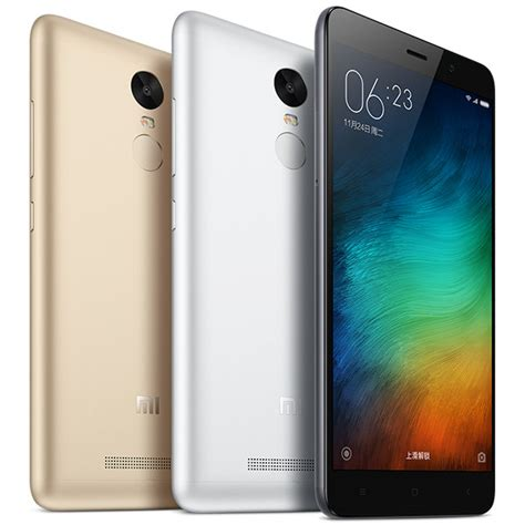 Handphone Xiaomi Redmi Note 3 xiaomi redmi note 3 pro with 5 5 inch 1080p display