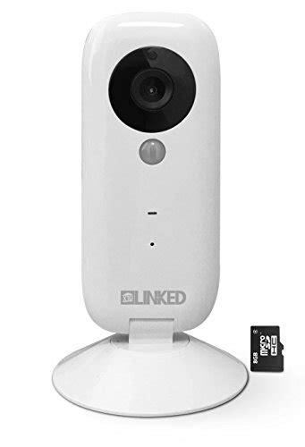 x10 linked li2 wireless ip baby monitor and home