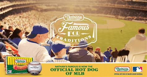 Mlb Sweepstakes - nathan s famous all star mlb sweepstakes attend the 2017 mlb all star game