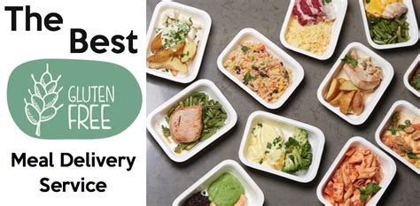 gluten free meal plan delivery
