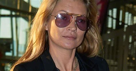 Who Is The Real Kate Moss by Kate Moss Says She Finds Flying Relaxing Despite Being