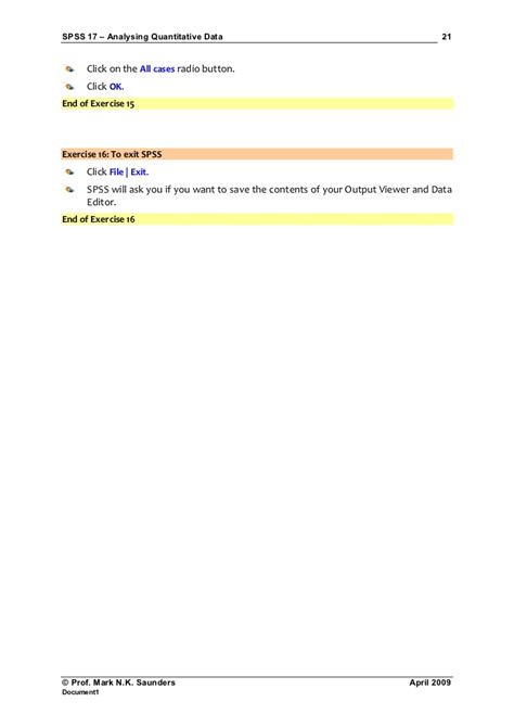 tutorial of spss 17 tutorial spss17
