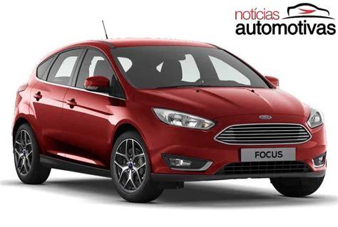 ford focus  preco consumo motor equipamentos versoes