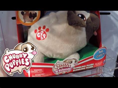 puppies friends bumbling puppies plush pug puppies friends new bumbling plush pug carlin look demo fair 2016