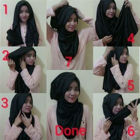 tutorial jilbab besar tutorial cara memakai kerudung dengan mudah jilbab instan