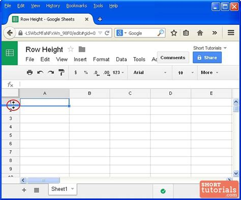 Table Row Height by How To Fix Row Height In Excel 2013 Autofit Merged Cell