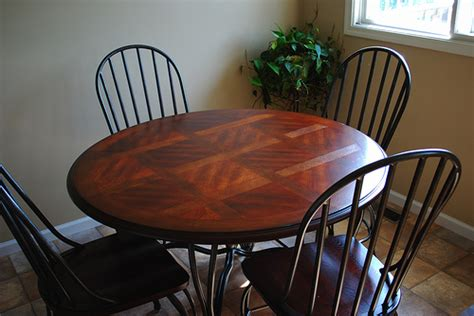 kitchen table rustic kitchen table home