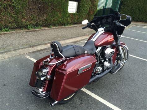 Harley Davidson Road King Seat by 2008 Harley Davidson Flh Electra Glide Custom Low
